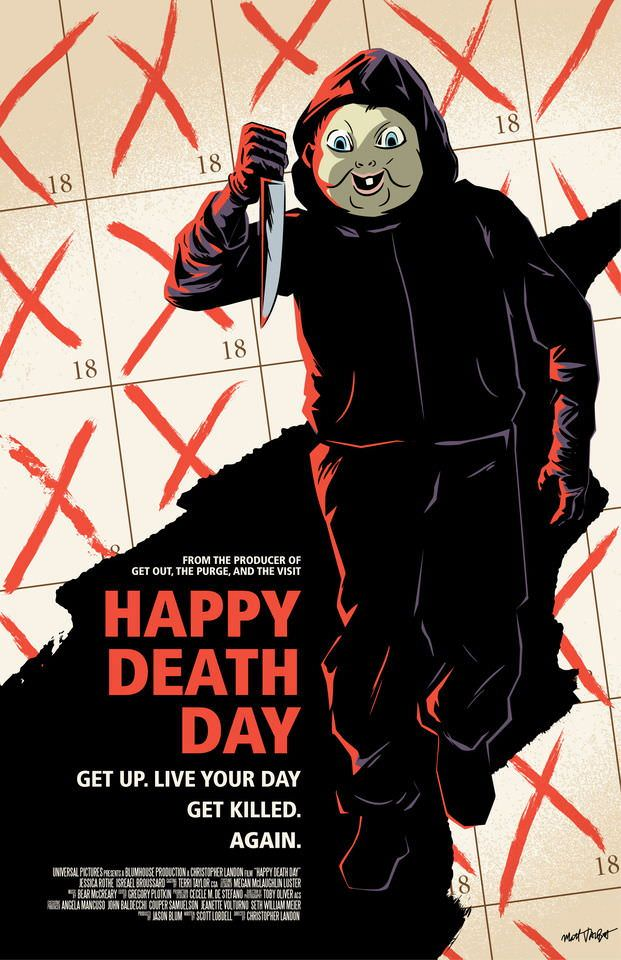فيلم Happy Death Day 2017 مترجم