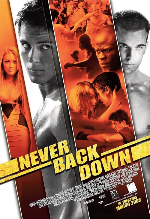 فيلم Never Back Down 2008 Extended Cut مترجم